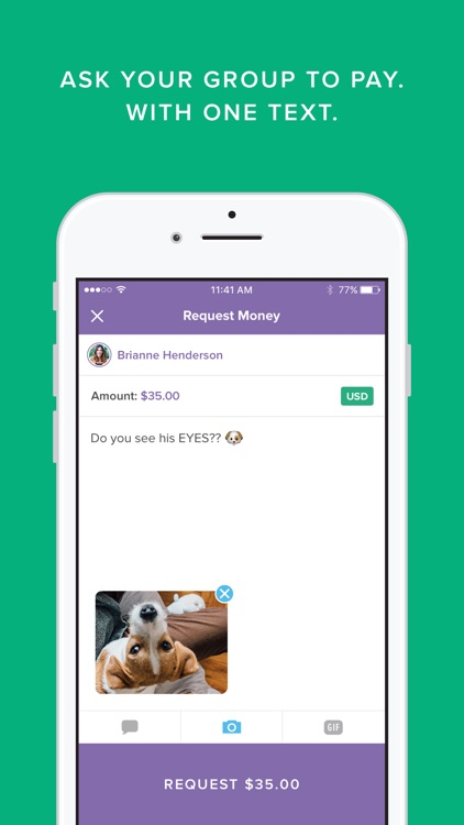Circle Pay - Send money to friends here and abroad screenshot-3