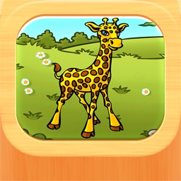 Baby Animal Puzzle for Kids