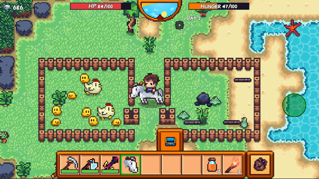 Pixel Survival Game 3 on the App Store
