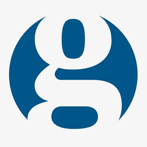 The Guardian app logo
