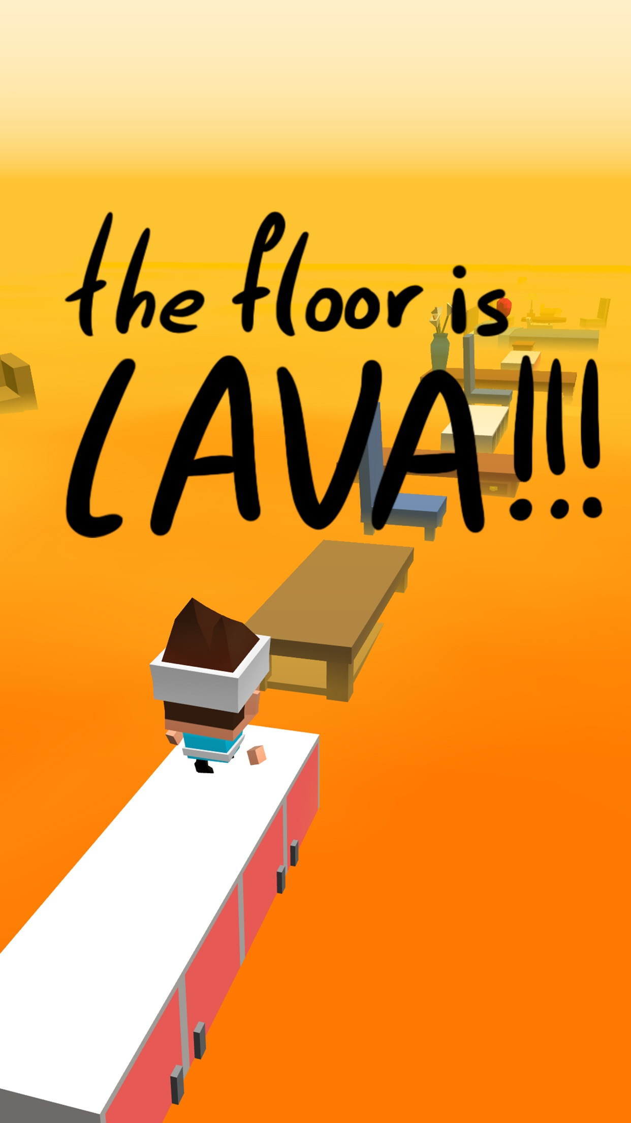 The Floor Is Lava Screenshot