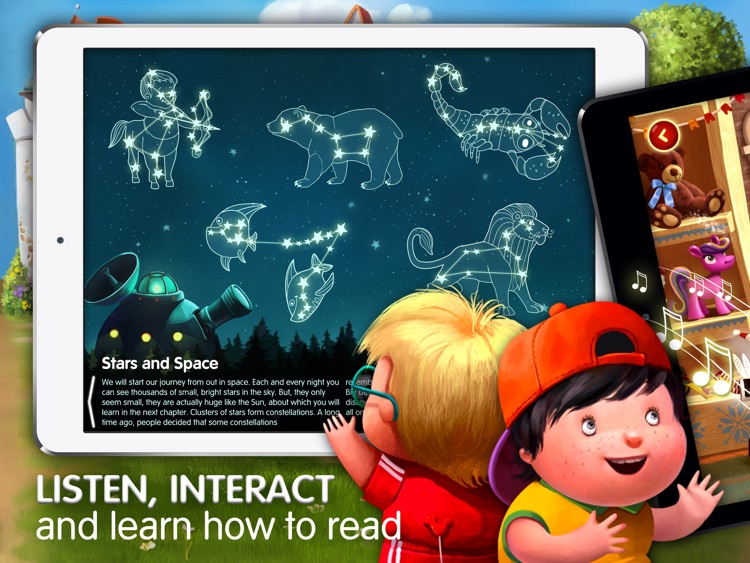 KidBook Interactive Books for Kids Bedtime Stories screenshot-2