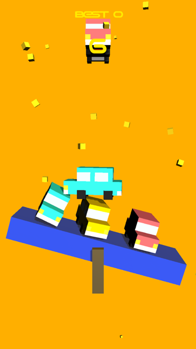 A Rocking Car -SEESAW GAME- screenshot two