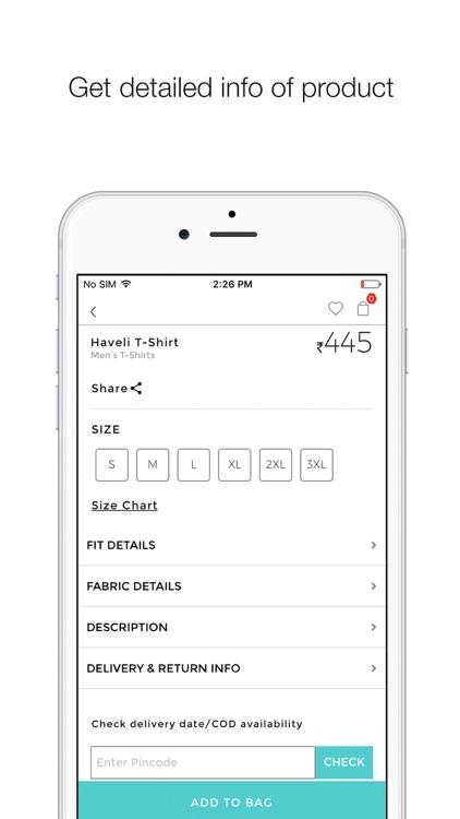Bewakoof Online Shopping App screenshot-3