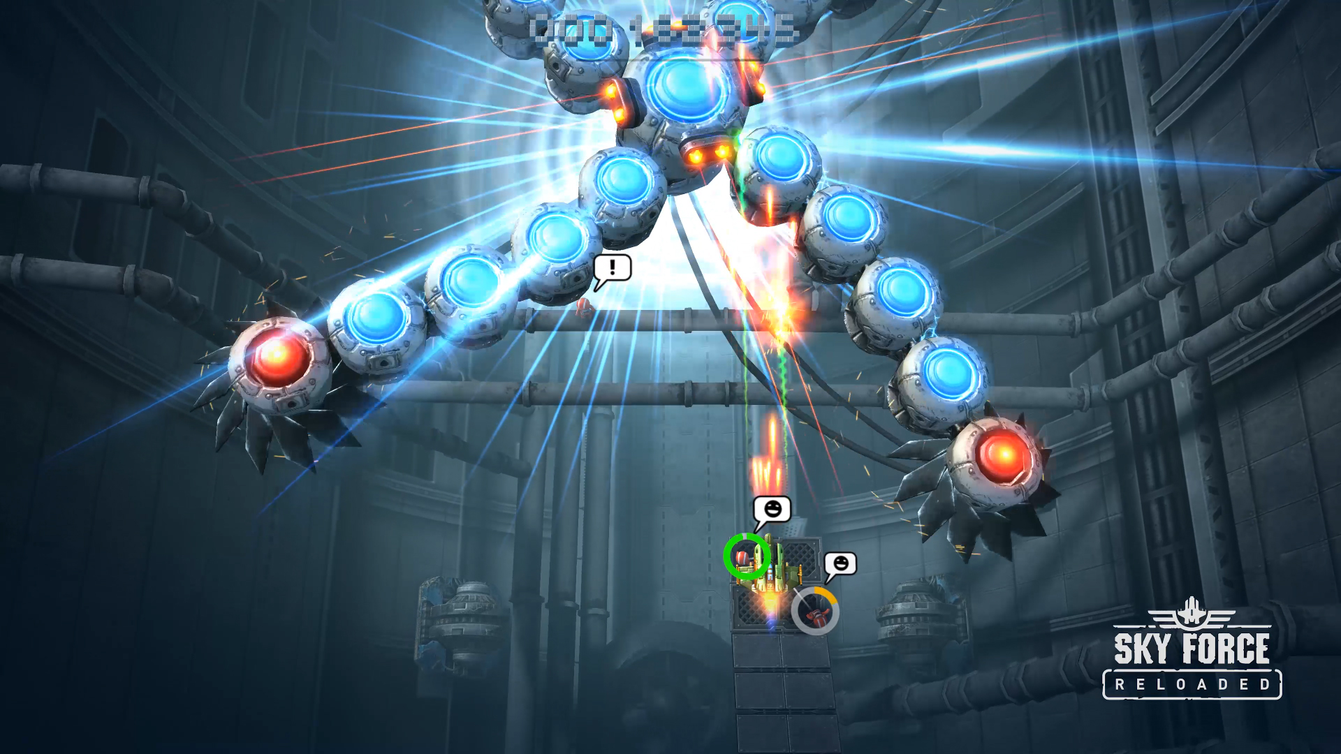 Sky Force Reloaded screenshot 12