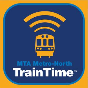 Metro-North Train Time Navigation app