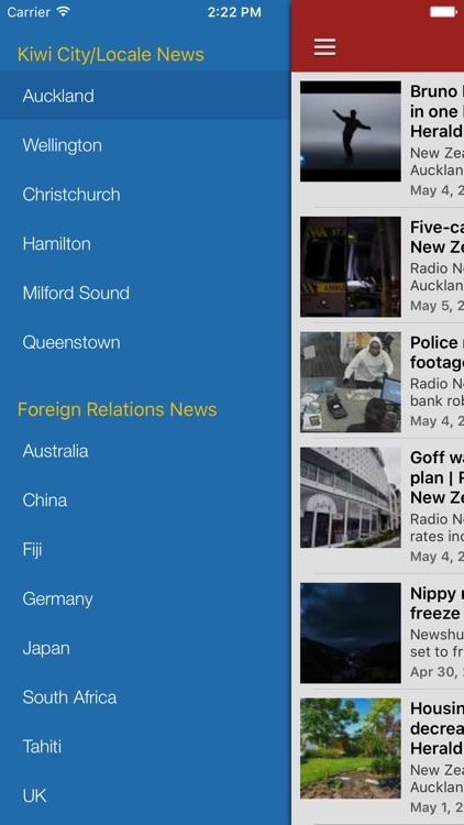 NZ News Today - New Zealand Radio & Headlines screenshot-4