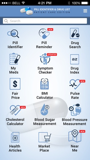 Pill Identifier and Drug List on the App Store