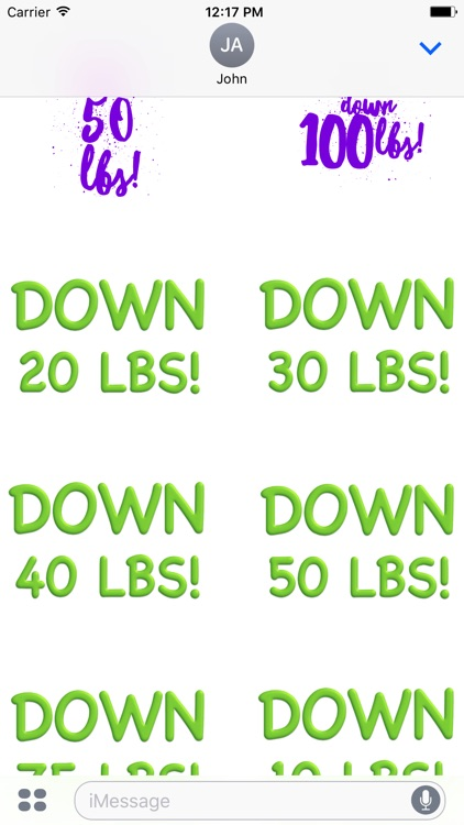 Weight Loss Cheering screenshot-4