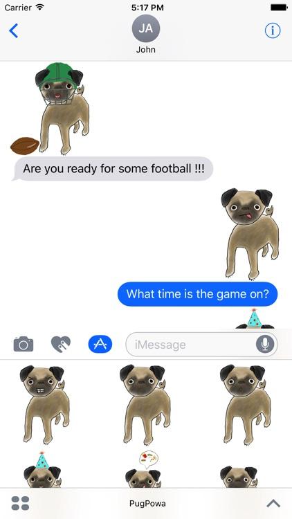Pug Powa screenshot-4