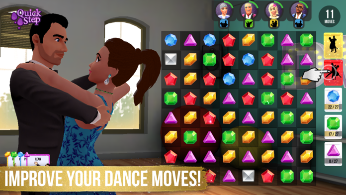 Dancing with the Stars : Game Screenshot