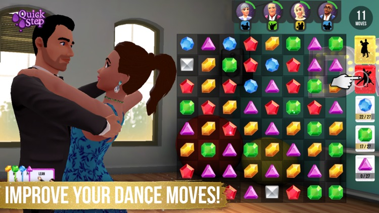 Dancing with the Stars : Game screenshot-0