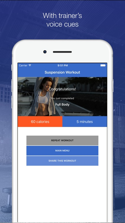 Suspension System Workouts by Fitify screenshot-4