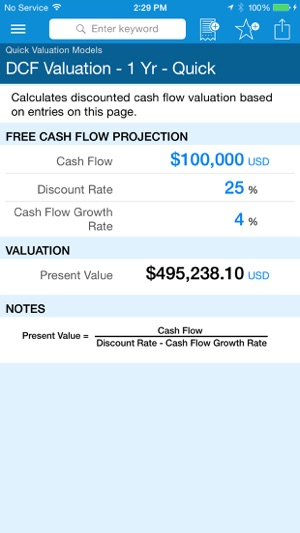 ‎Business Valuation