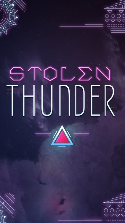 Stolen Thunder - A Unique Action Puzzle Adventure screenshot-4