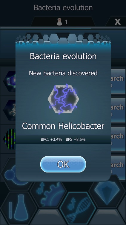 Bacterial Takeover - clicker screenshot-3