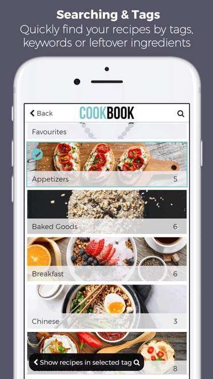 CookBook - The recipe manager and organiser screenshot-0