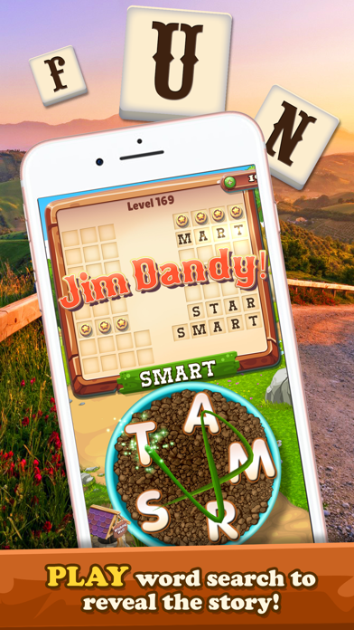 Word Ranch - Be A Word Search Puzzle Hero | App Price Drops