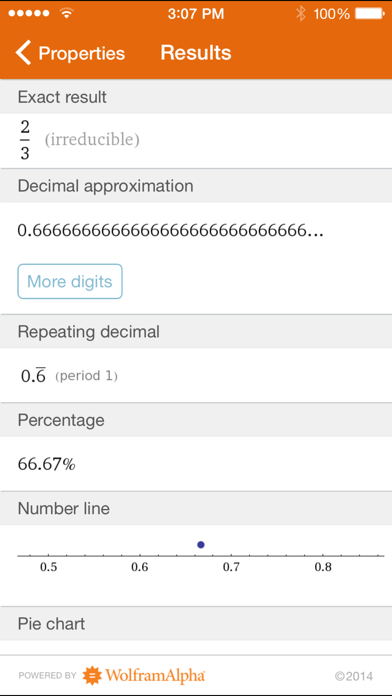Wolfram Fractions Reference App screenshot four