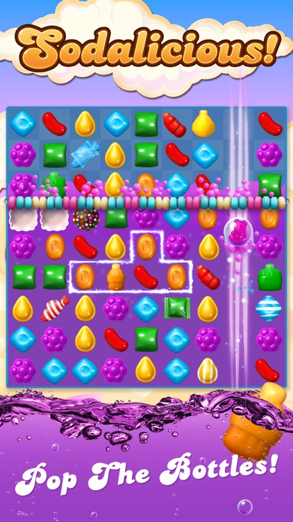 Candy Crush Soda Saga screenshot-0