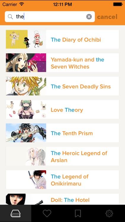 Manga by Crunchyroll