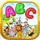 Animals Puzzles Kids & Alphabet Toddlers Game icon