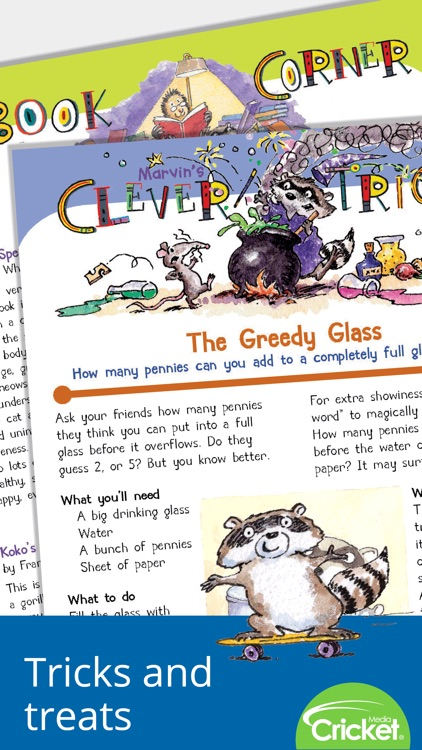 Ask Magazine: Science and arts for curious kids screenshot-4