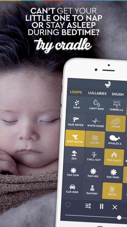 Cradle - BedTime Sleep Sounds