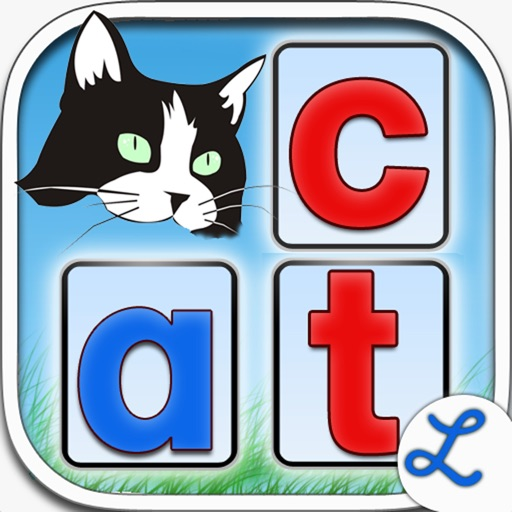 Montessori Crosswords - Fun Phonics Game for Kids