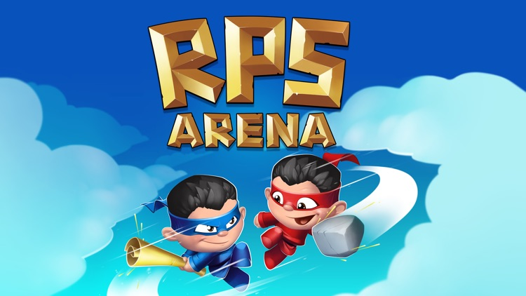 RPS Arena - Rock-Paper-Scissors screenshot-4