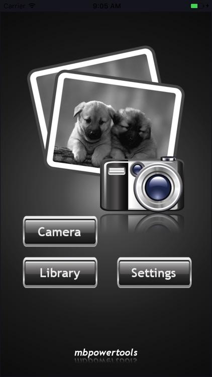 Black & White Photo Lite