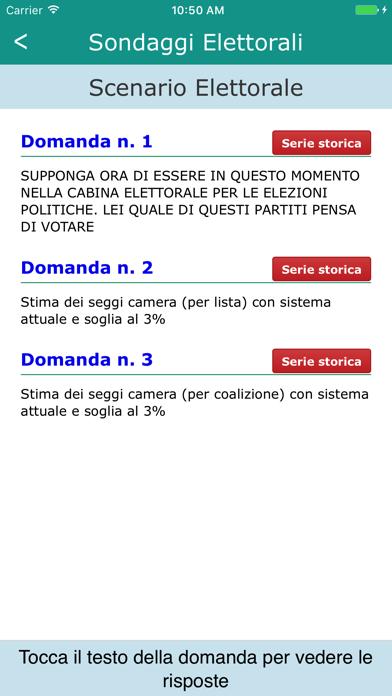 点击获取Sondaggi Elettorali