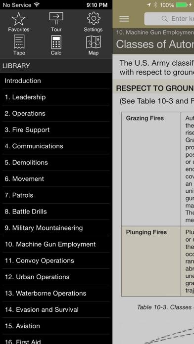 Army Ranger Handbook review screenshots
