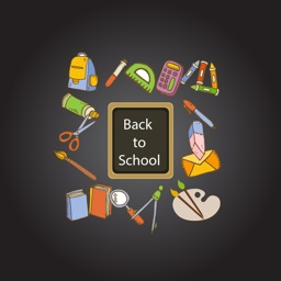 Welcome Back To School Stickers