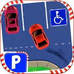 i Park my car !