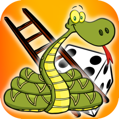 Snakes And Ladders Classic Dice Board Games
