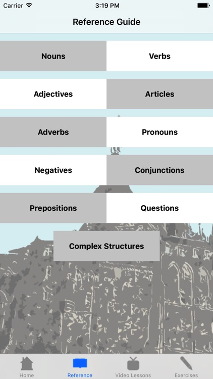 The French Grammar Guide Video Edition