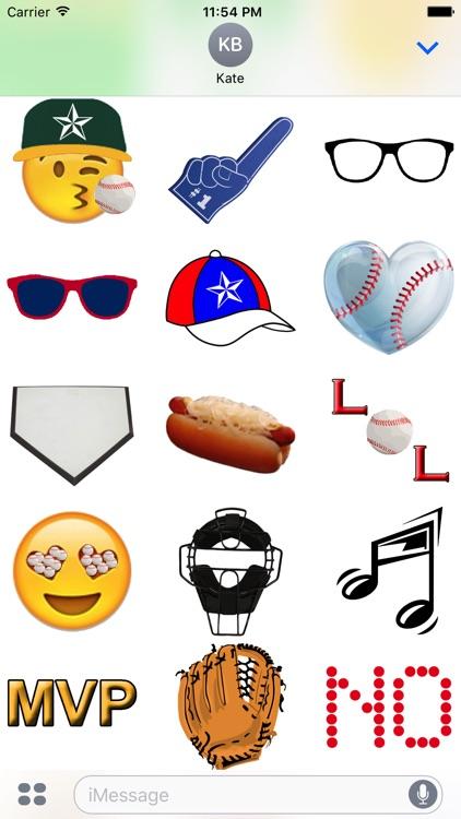 Baseball Sticker Pack Cubs Experience screenshot-4