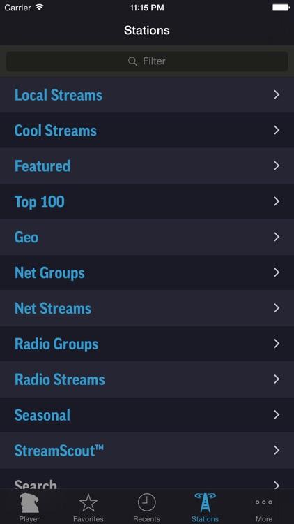 StreamS HiFi Radio