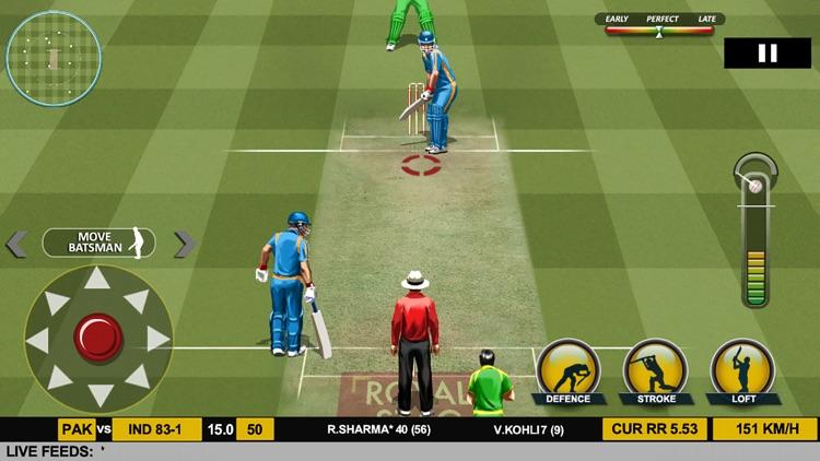 Real Cricket™ 17 screenshot-3