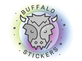 Buffalo Stickers