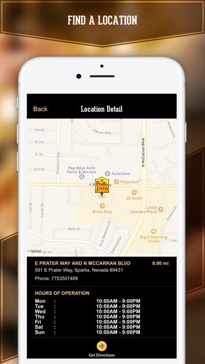El Pollo Loco - Loco Rewards screenshot-3