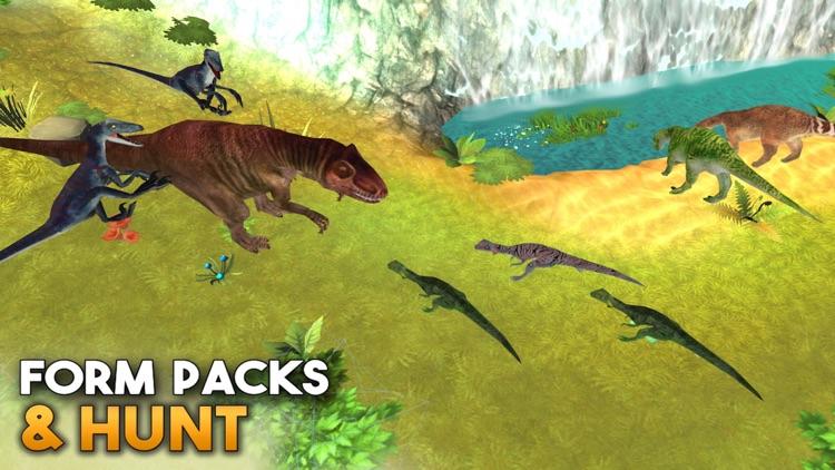 Jurassic Dino-saur Online Sim-ulator screenshot-3