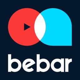 bebar: Find. Chat. Share.
