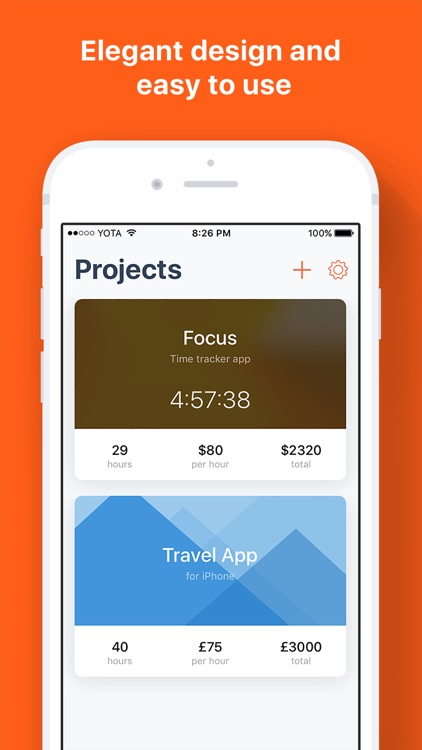 Focus – Time Tracker for Remote Work