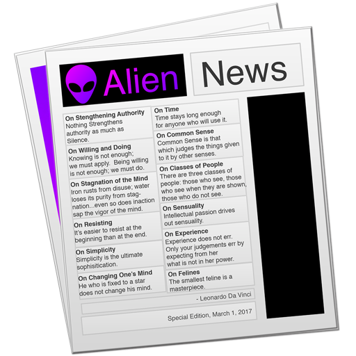 Alien News Pro - Modern News Reader for Reddit