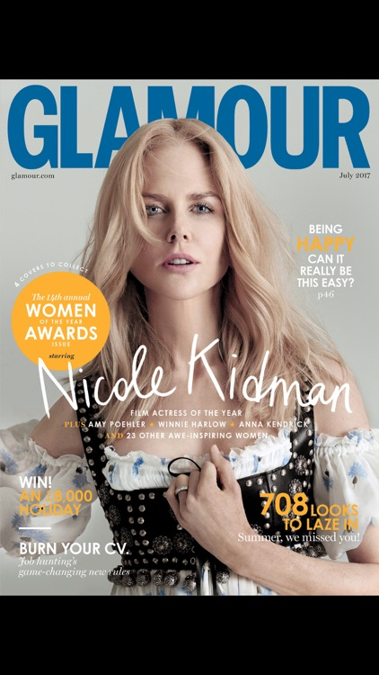 Glamour Magazine (UK)