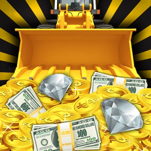 Ace Coin BullDozer: Dozer of Coins iOS App