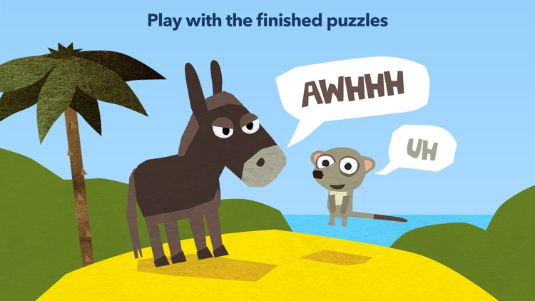 Fiete Puzzle - Learning games screenshot-3