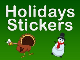 More than 100 stickers in one pack, you will find the right one for any event: Xmas, New Year, Valentine's day, St